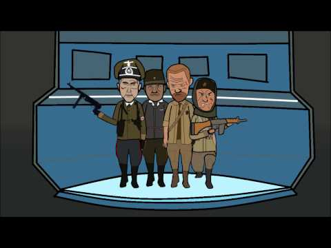 Black Ops 2 Nazi Zombies Story Line Cartoon Trailer (Fan Made Easteregg Montage Animation) from YouTube · Duration:  51 seconds