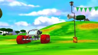 Bigfoot Presents: Meteor and the Mighty Monster Trucks - Episode 23 -