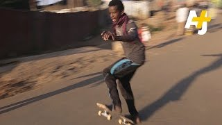Skateboarding In Ethiopia: Art, Sport and Empowerment