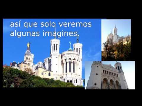 Learn Spanish, visiting Lyon, vocabulary