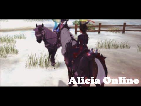 """Неистово """"гамаем"""" в Alicia Online"""