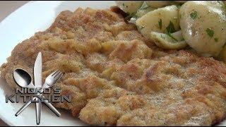 Wiener Schnitzel - Nicko's Kitchen