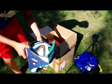 Huge Football/Soccer Unboxing