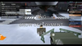 ROBLOX | Snow Deployment #01 | MNG | State of Mayflower