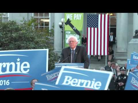 New Hampshire Primary Ballot Filing | Bernie Sanders
