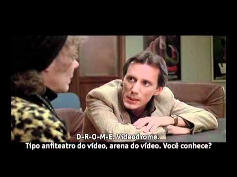 Trailer do filme Videodrome - A Síndrome do Vídeo