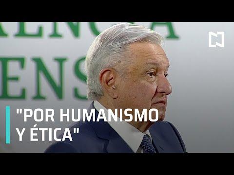 México hará lo posible por vacunar a migrantes: AMLO - Paralelo 23