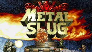 Las Armas Mas Poderosas De Metal Slug