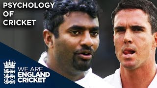 Psychology of Cricket | Kevin Pietersen v Muttiah Muralitharan - Edgbaston 2006