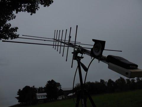 Satellite Antenna Set Ups