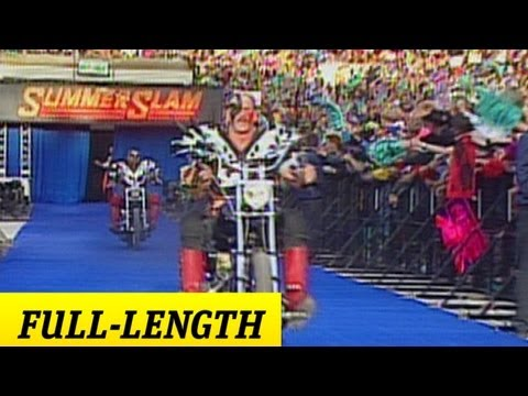 Legion of Doom's SummerSlam 1992 Entrance