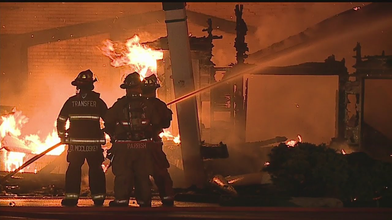 Jobs Now: Firefighters have physically demanding job
