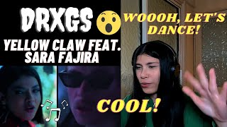 Download lagu YELLOW CLAW -  DRXGS - feat.  SARA FAJIRA | REACTION | REAKSI | FILIPINA IN THE UK REACTION