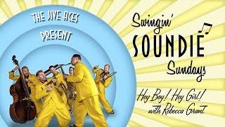"Baixar Swingin' Soundies - ""Hey Boy! Hey Girl"" with Rebecca Grant"