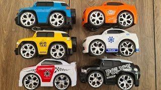 Toy Police Cars with Lights, Sounds and Music!