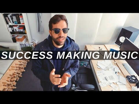 HOW TO MAKE IT AS A MUSIC PRODUCER - THE KEY FACTOR TO SUCCESS