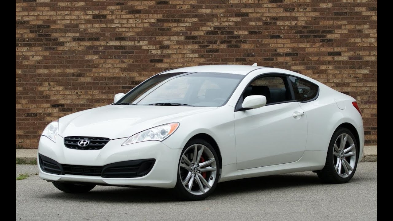 Good 2010 Hyundai Genesis Coupe 2.0T R Spec   Name That Exhaust Note, Episode 40    CAR And DRIVER   YouTube