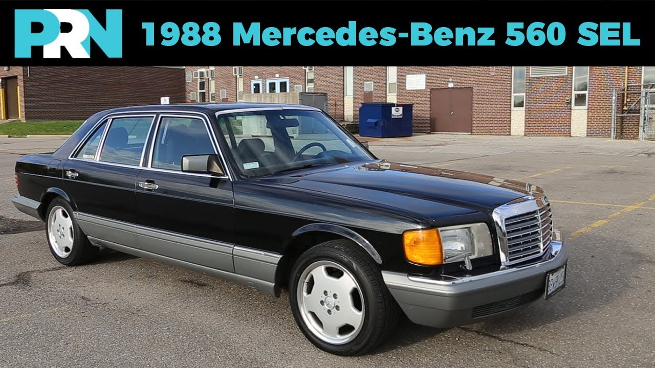 1988 mercedes benz 560sel full tour w126 testdrive for 1988 mercedes benz 560sel