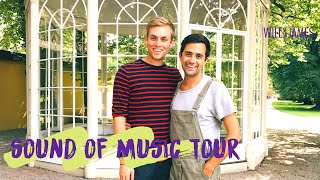 THE SOUND OF MUSIC TOUR | Travel Vlog | Will and James
