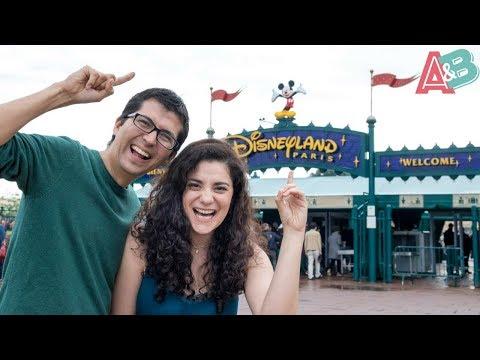 Cómo ir a Disneyland Paris - fácil, rápido y barato / Ana y Bern