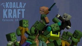 Minecraft - Server - Koala Kraft - Episode 10, The Princess Tower w/MKtheWorst