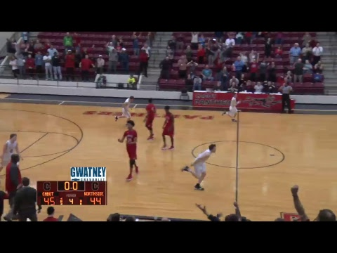 Basketball Boys VS Ft. Smith Northside Part 1