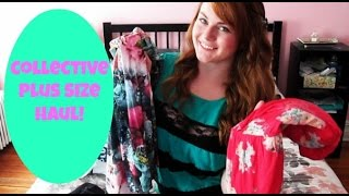 Collective Plus Size Haul: Boohoo, SwimSuitsForAll, American Rag, and Plus Size Bra's and Underwear! Thumbnail
