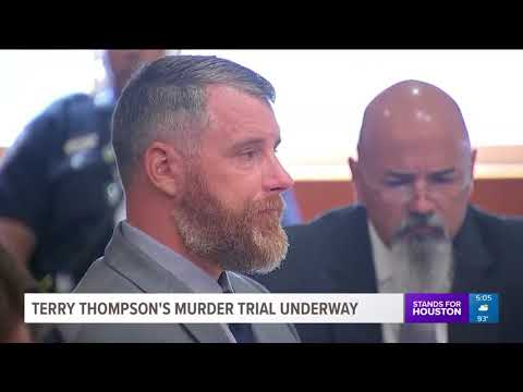 statements read in Terry Thompson murder trial