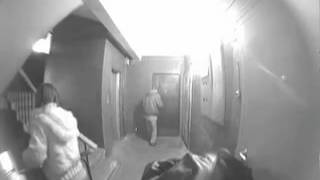 Установка своими руками видеоглазка на дверь