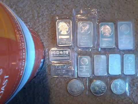 My silver selling plan