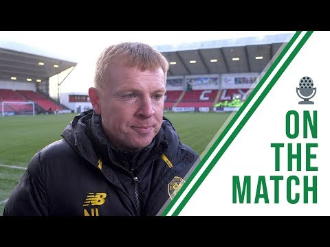 Neil Lennon on the Match | Clyde 0-3 Celtic | Bhoys into Scottish Cup Last 8!