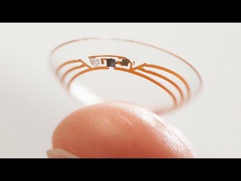 Lenti a contatto Google, ok al brevetto - TVtech