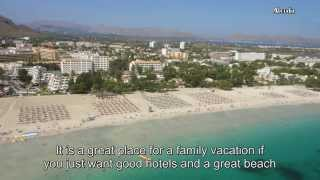 Mallorca Guide - Alcudia(A short guide to Alcudia, the beaches, Old Town, Sant Pere Beach and boat trips., 2013-06-13T14:16:41.000Z)