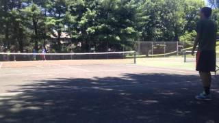 Tennis - King of the Court - Game