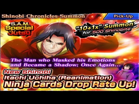 NxB NV | Summon Itachi V3 1000 Shinobites and Tickets 🔥🔥🔥
