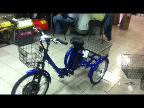 Электровелосипед SkyMoto HAPPY