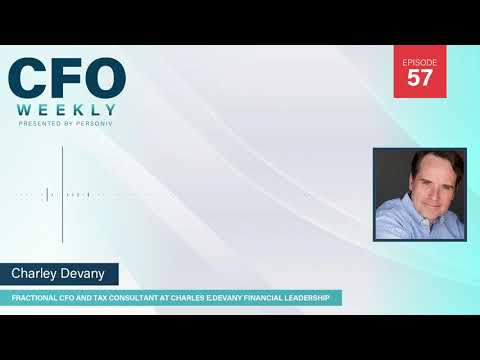 How To Make Your Business More IRS-Friendly w/Charley Devaney | CFO Weekly, Ep. 57