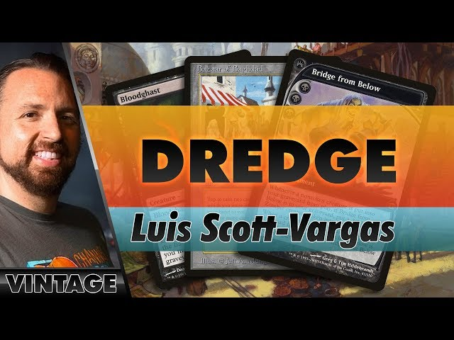Vintage Dredge | Channel LSV