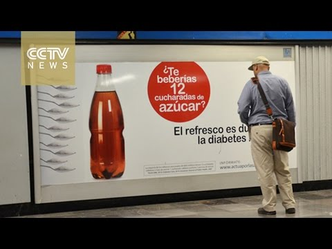 Mexico's tax on sugary drinks doesn't dent demand