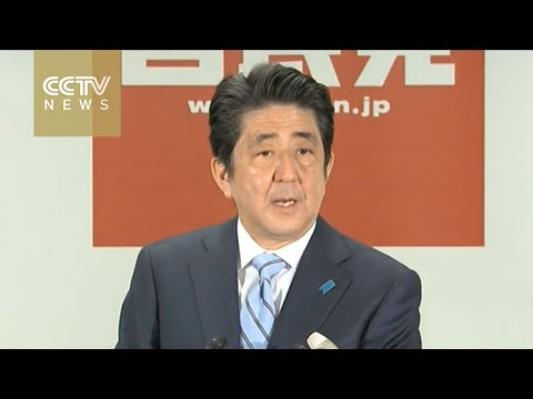Japan PM Shinzo Abe reshuffles cabinet