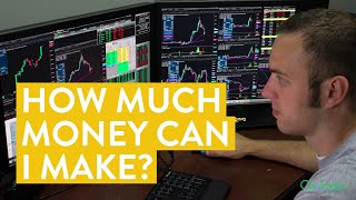 [LIVE] Day Trading | How Much Money Can I Make? (in 90 minutes)