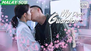 BTS: Oh My! Cool Guy Liang Muze's Sweet Kissing Scense | My Dear Guardian | IQiyi Malaysia