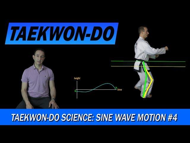 Taekwon-Do Science: Sine Wave Motion #4