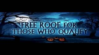 Happy Halloween call us for a Free Roof Inspection 469-906-2600