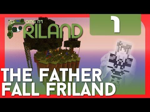 Minecraft - OMG n°1 / Friland #1 : Un archipel flottant | DM8 Play