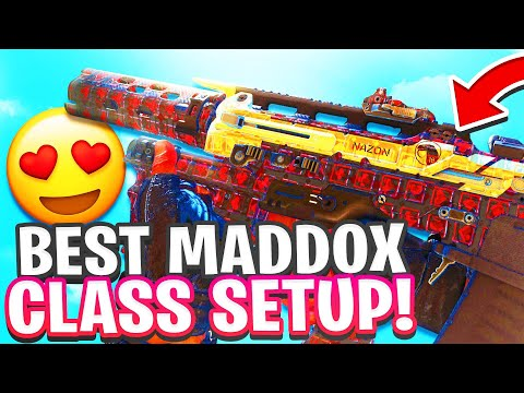 best maddox class setup bo4 after patch
