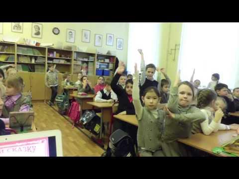 Школа 336 - Литературная викторина во 2 классах