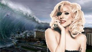 Lady Gaga sued over tsunami charity fund