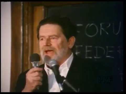 24.06.1992 Unia Pracy. Ryszard Bugaj Aleksander Małachowski