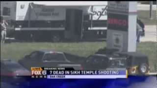 Seven People Dead in Shooting at Wisconsin Sikh Temple